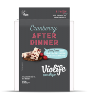 Violife After Dinner Cranberry Vegan Cheese