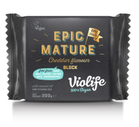 Violife Epic Mature Cheddar Vegan Cheese Block