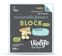 Violife Mozzerella Flavour Vegan Cheese Block