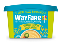 Wayfare Soft Nacho Cheddar with Jalapeños Vegan Cheese
