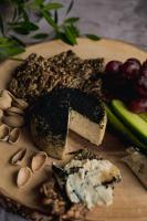 Wild Root Truffle & Charcoal Vegan Cheese
