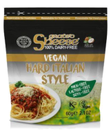 Sheese Grated Vegan Cheese Hard Italian Style
