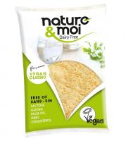 Nature & Moi Grated Classic White Vegan Cheddar Cheese