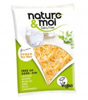 Nature & Moi Grated Red Cheddar Vegan Cheese
