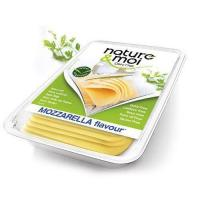 Nature & Moi Mozzarella Style Cheese Slices