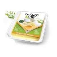 Nature & Moi Red Cheddar Vegan Block