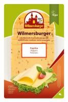 Wilmersburger Paprika Flavour Vegan Cheese Slices