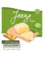 VeGourment Jeezo Vegan Cheese Block