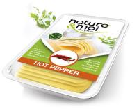 Nature & Moi Hot Pepper Flavour Vegan Cheese Slices