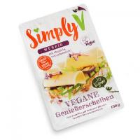 Simply V Aromatic Vegan Cheese Slices