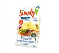 Simply V Mild Vegan Cheese Slices