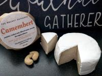 The Walnut Gatherer Camembert Vegan Cheese