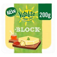 Vitalite Dairy Free Vegan Cheese Block