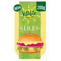 Vitalite Dairy Free Vegan Cheese Slices