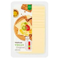 Waitrose Vegan Original Cheese Slices