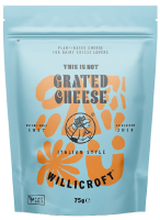 Willicroft Vegan Cheese This is Not Parmesan